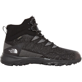 The North Face Ultra Fastpack III Mid GTX Woven - Chaussures Homme - gris/noir